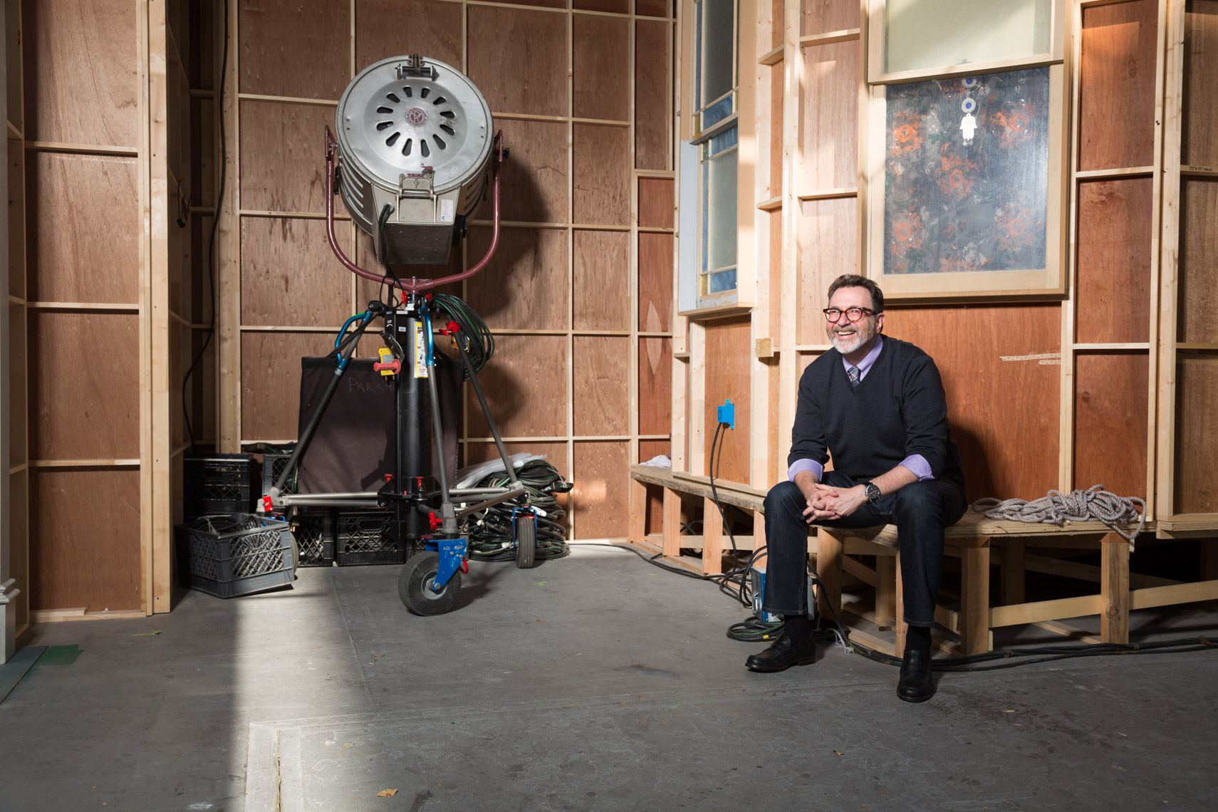 Lee Rosenthal, President of Physical Production for Paramount, on the studio